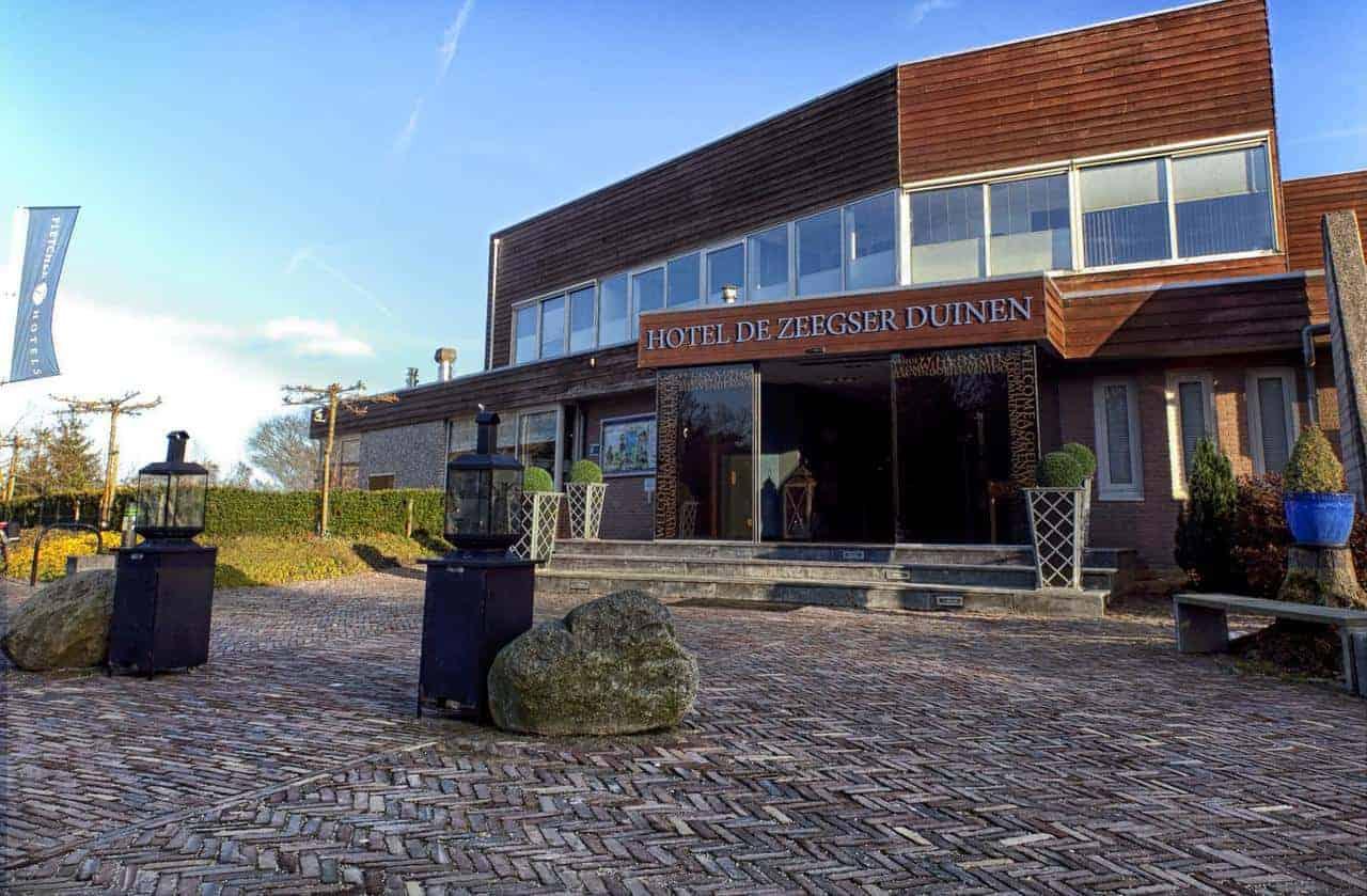 Hotel Zeegse Duinen - Fotoweekend Drenthe