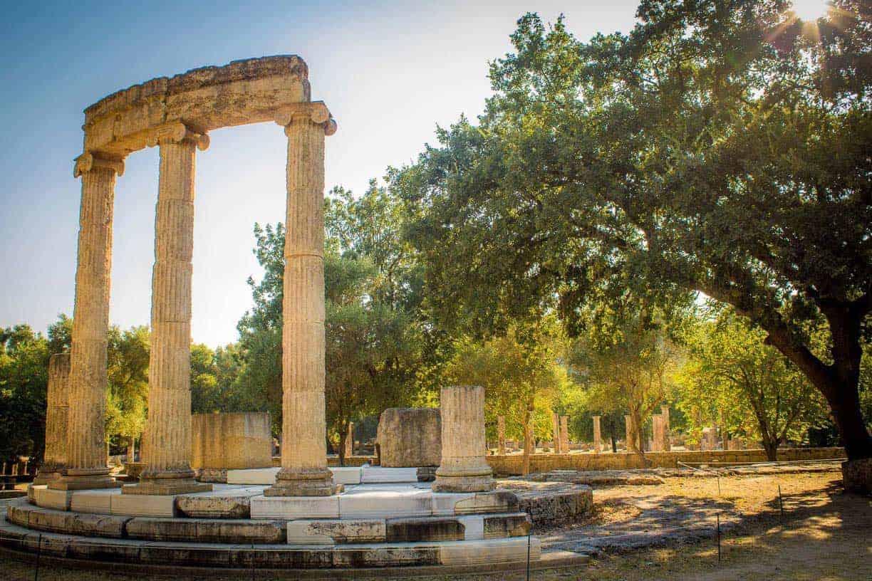 Archeologiereis Griekenland