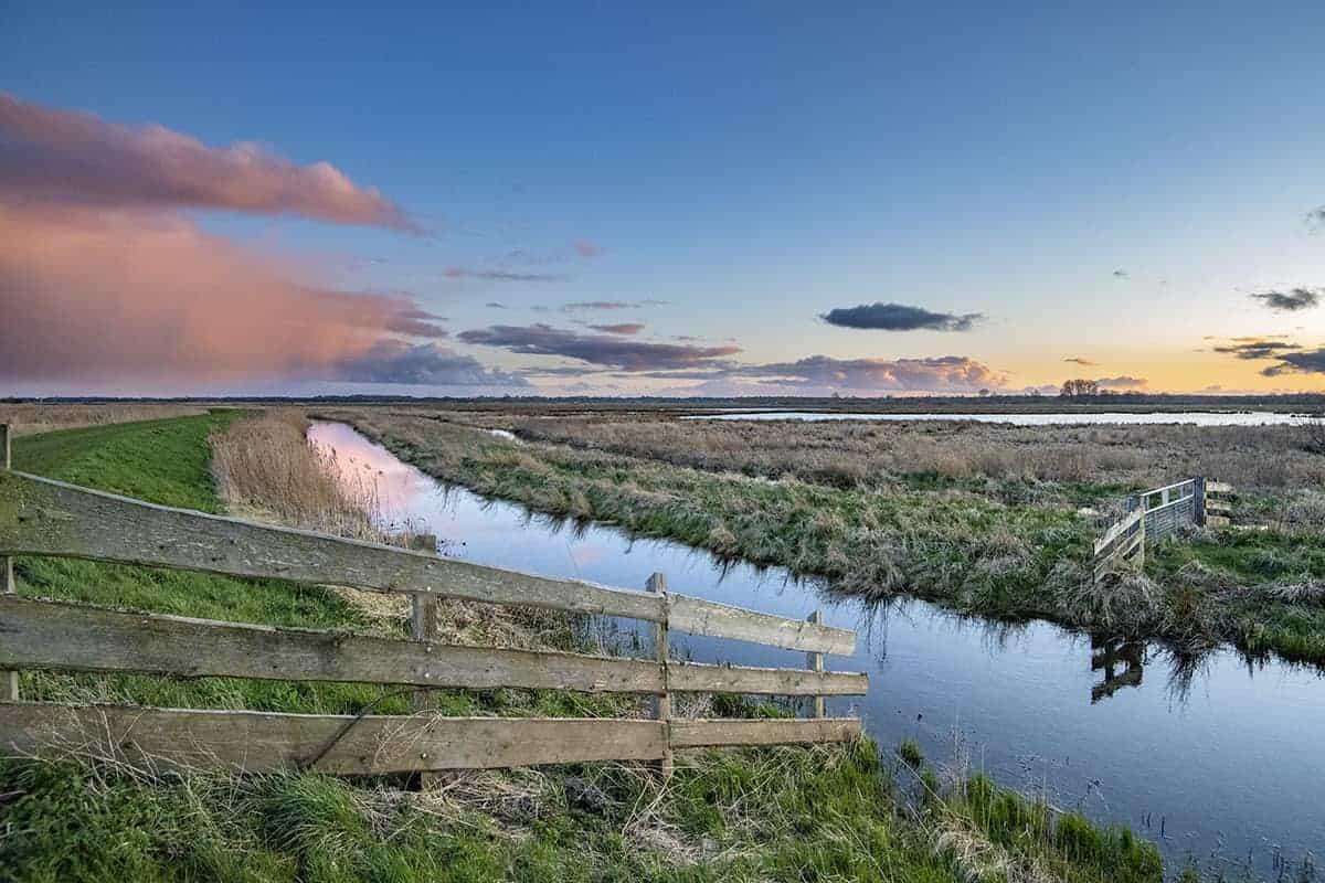 Fotografie cursus Landschapsfotografie - Zuidlaardermeergebied in avondlicht