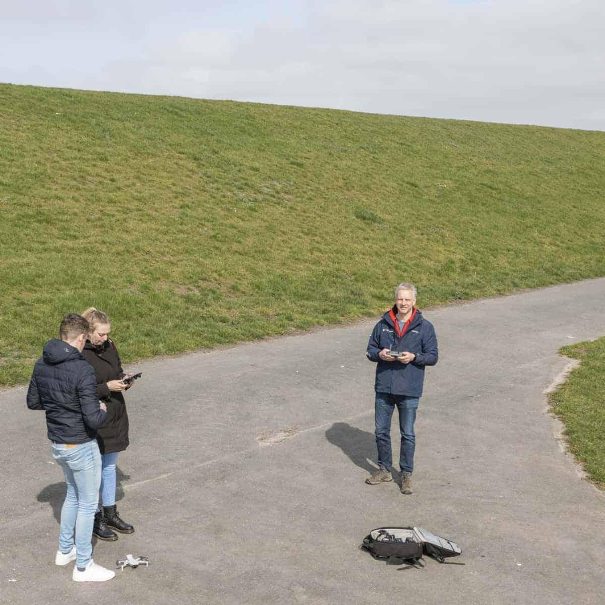 Fotografie cursus dronefotografie