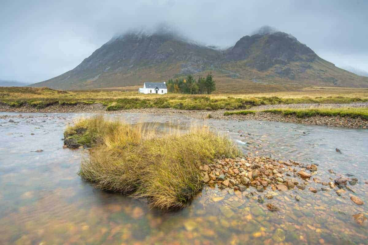 Glencoe Fotoreis Schotland