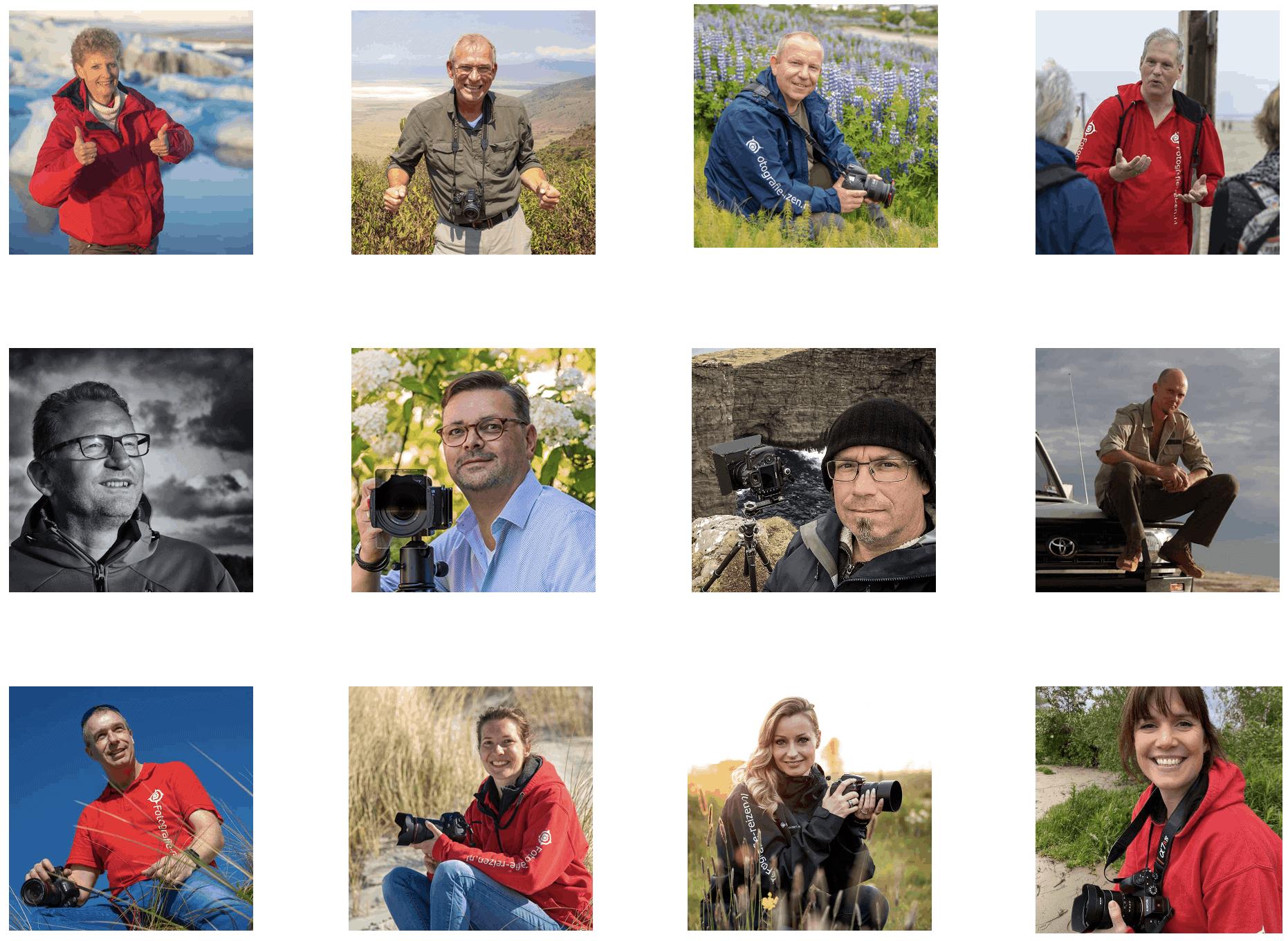 Fotografie-reizen fotografen
