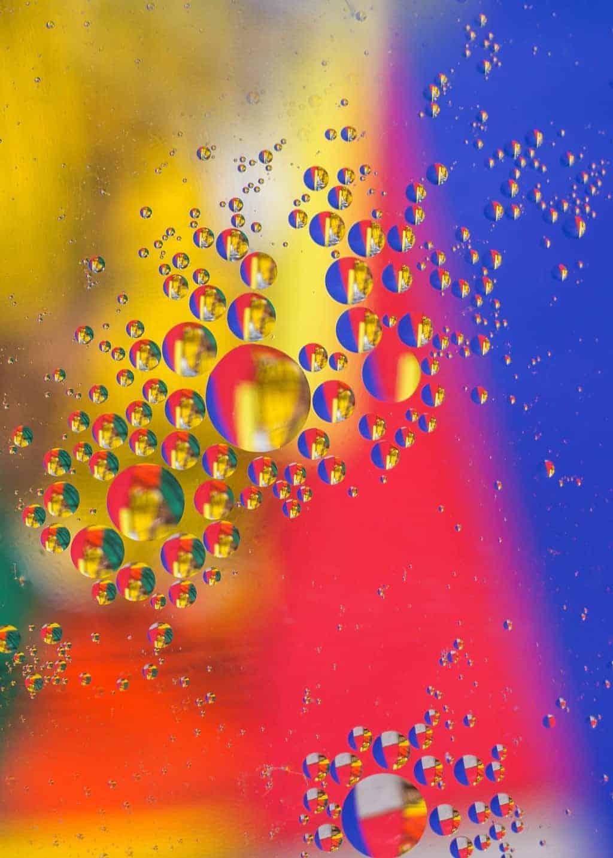 Fotografie tips Olie op water fotograferen 6