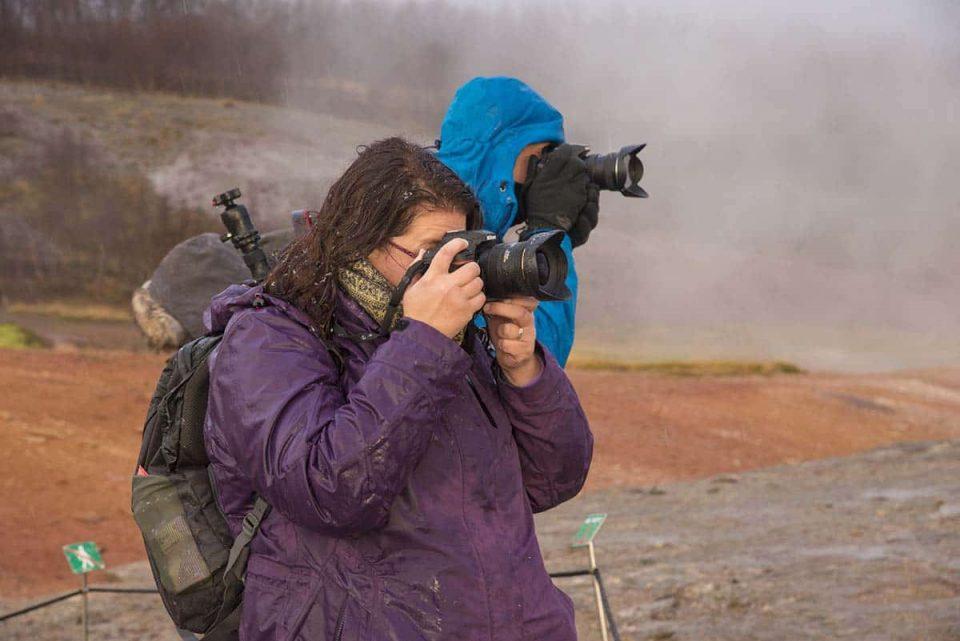 Fotografie tips hoe bescherm ik de camera tegen regen en vocht