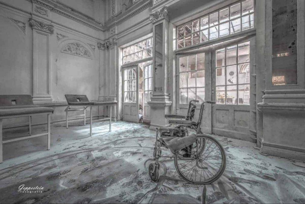 fotografie tips urbex fotografie rolstoel