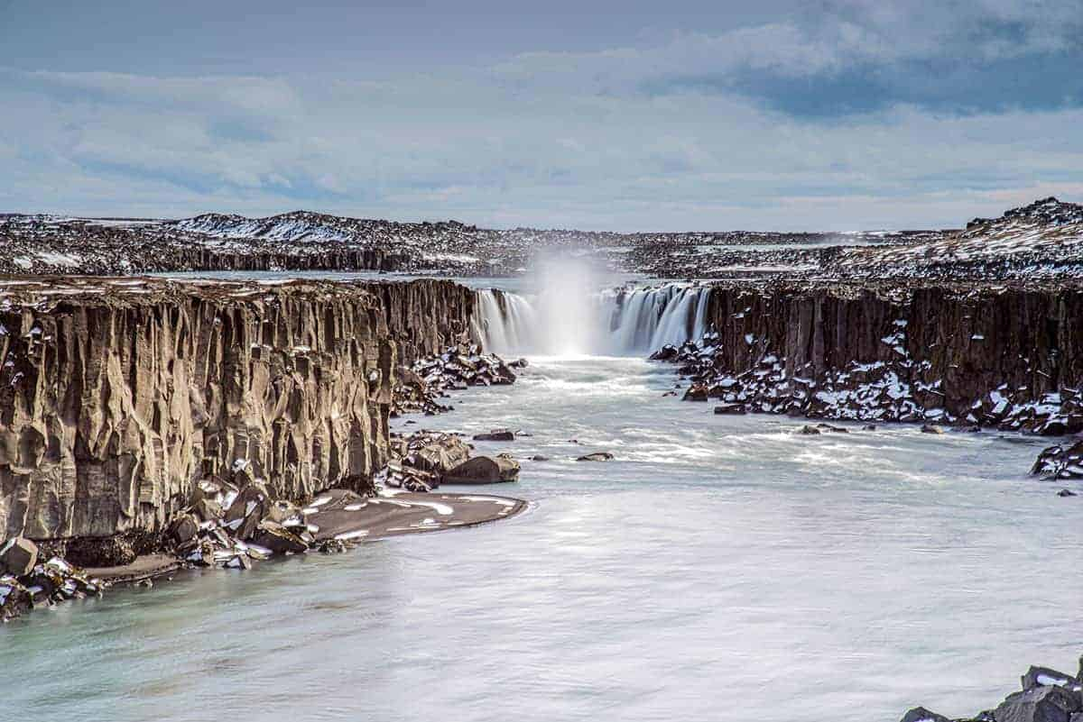 Fotografiereis IJsland Dettifoss