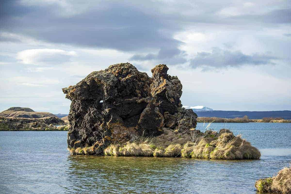 Fotografiereis IJsland Zomer Lake Myvatn