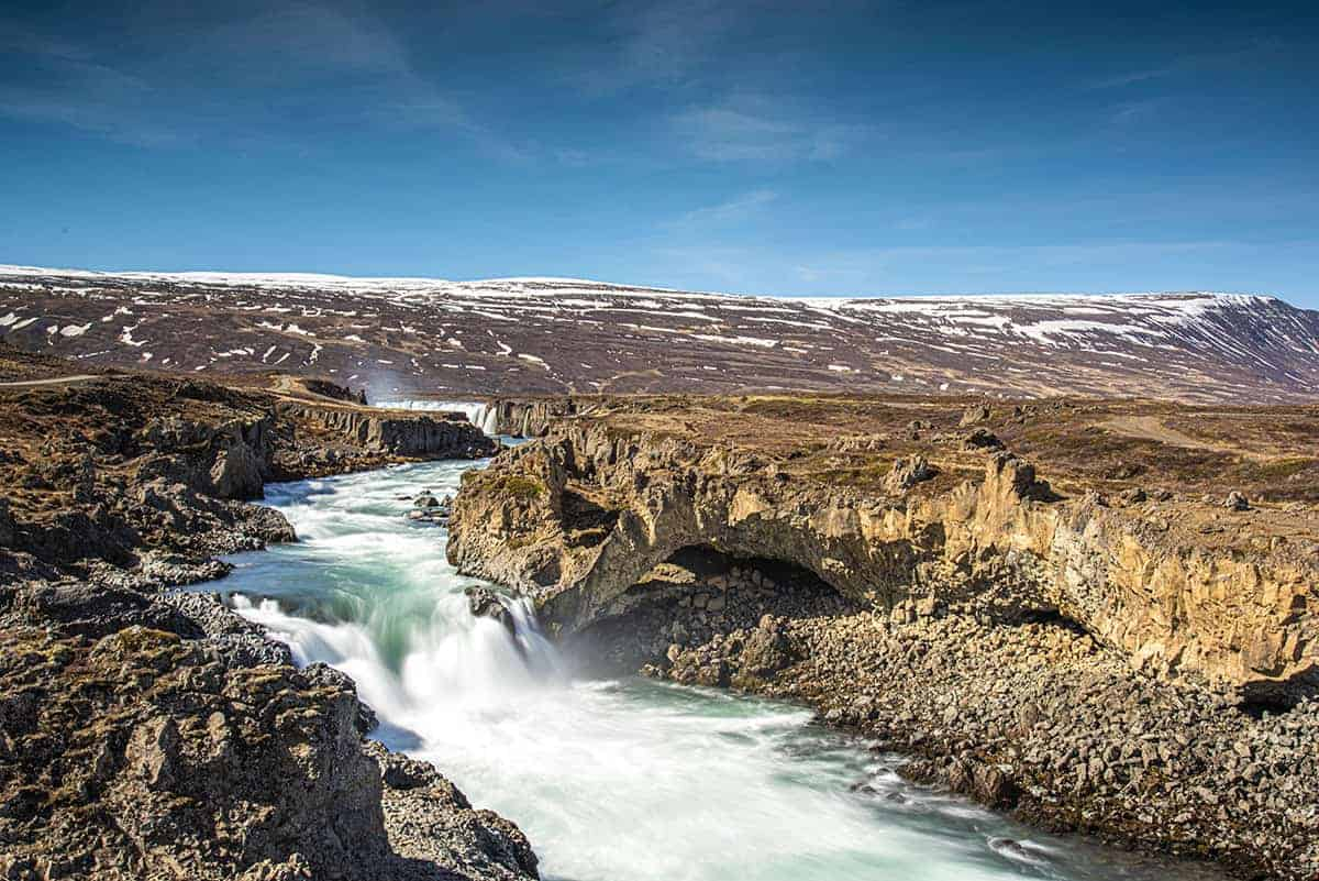 Fotografiereis IJsland waterval