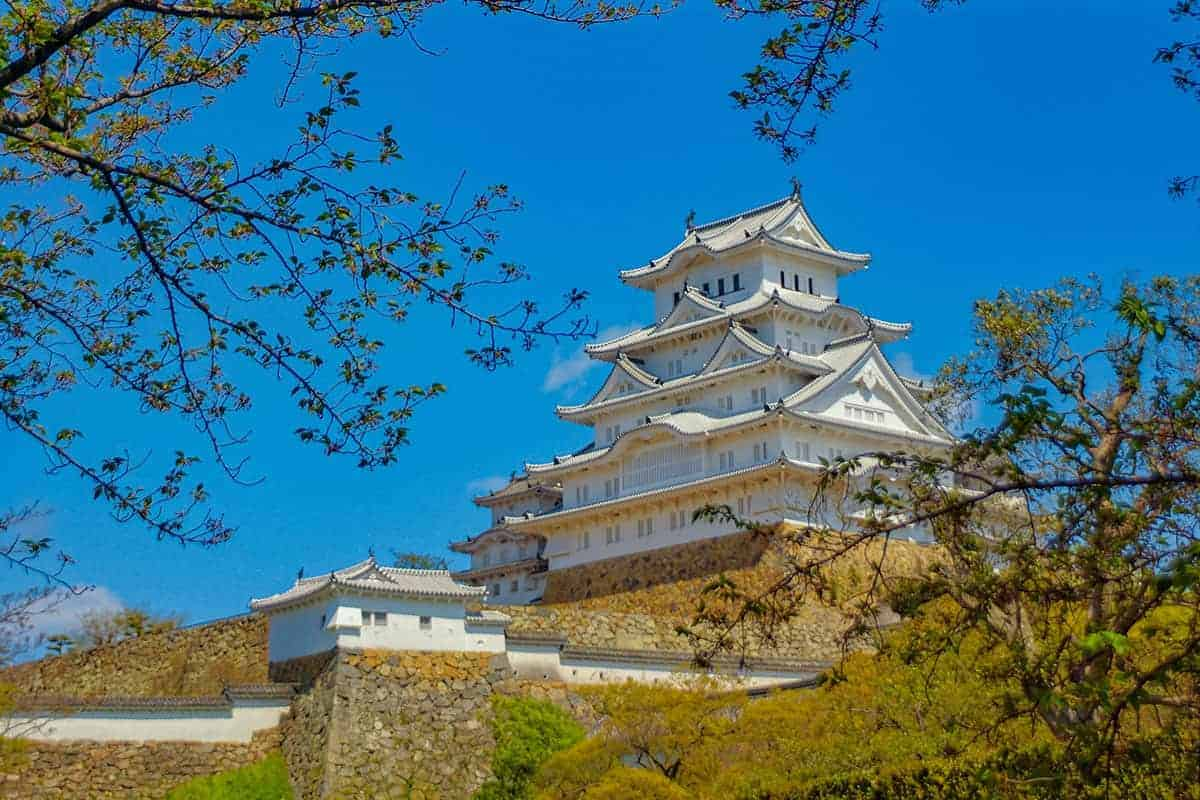 Fotografiereis Japanse tempel