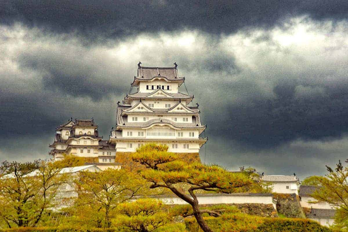 Fotografiereizen Japanse tempel