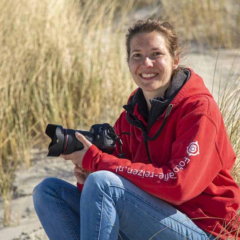 Fotografiereizen fotografen Eveline Dekkers op Ameland