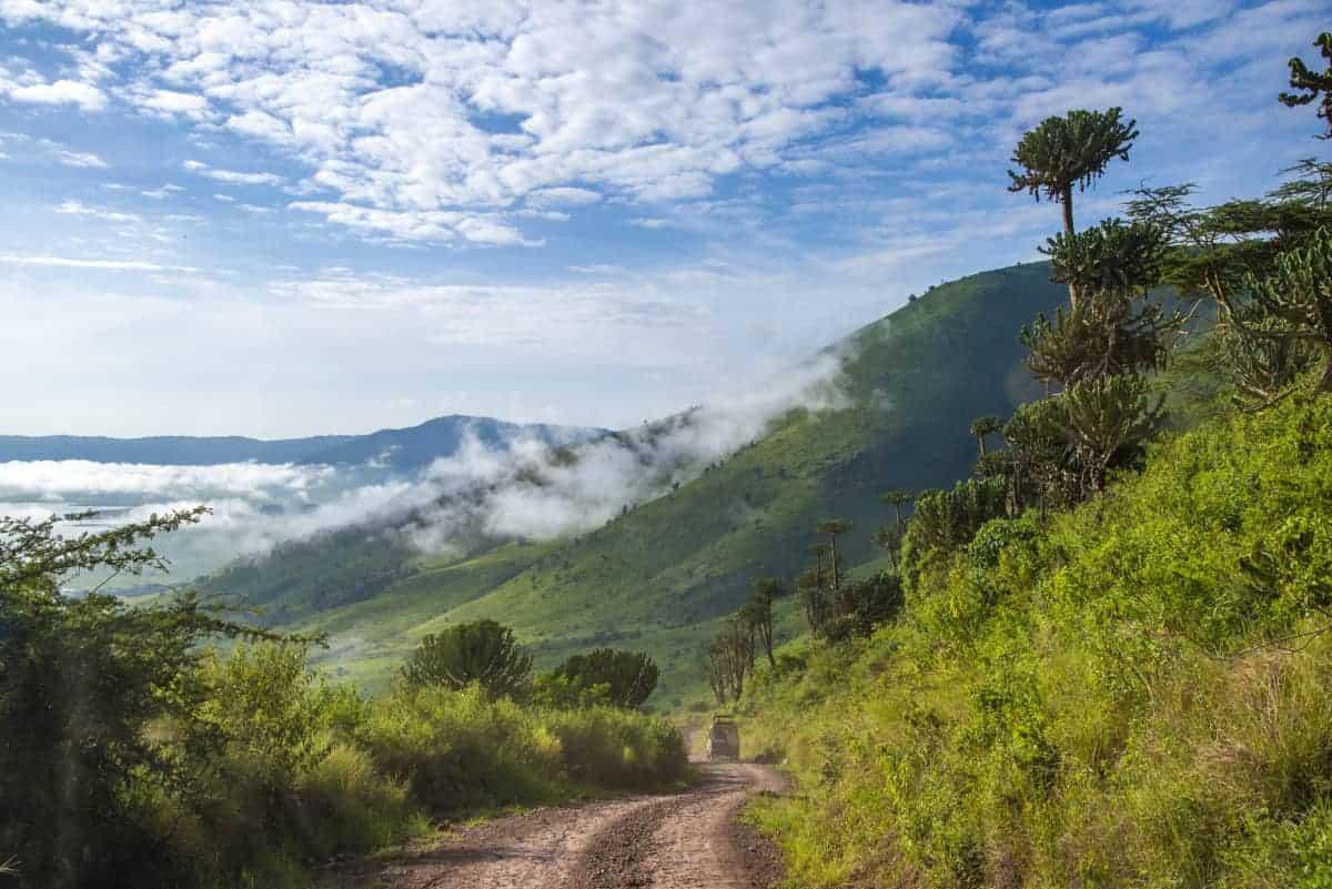 Fotoreis Afrika Ngorongoro Crater Tanzania