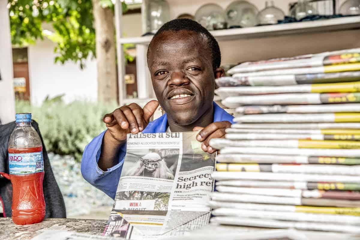 Shanga project in Arusha fotoreizen Afrika