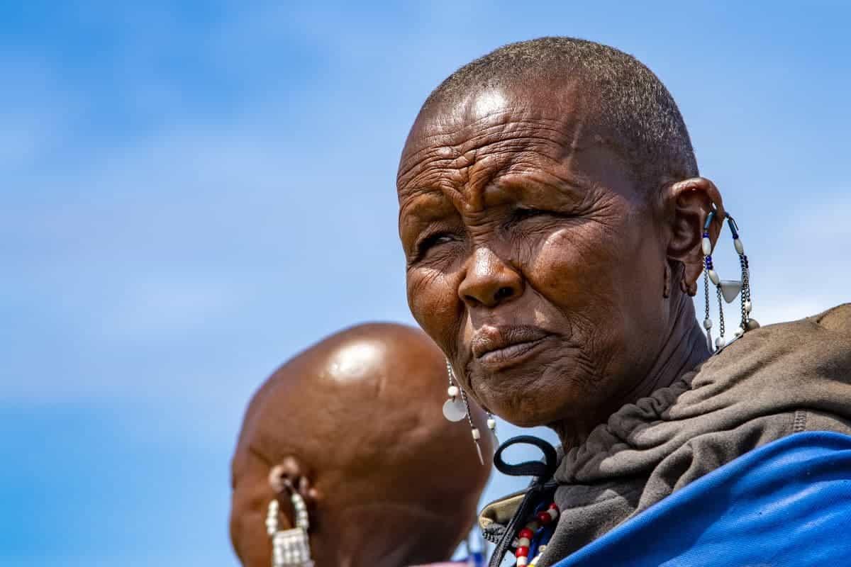 Fotoreizen Afrika Tanzania Masai vrouw