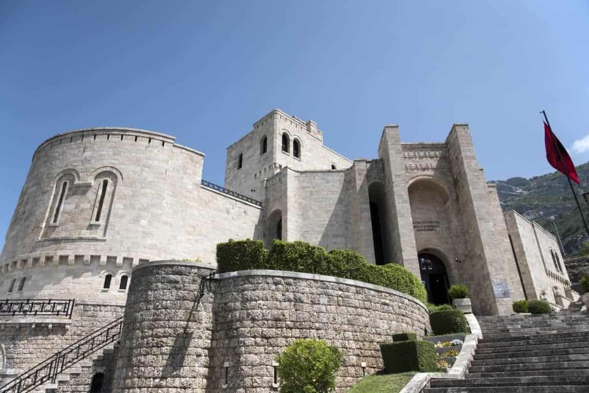 Fotoreis Albanië - Oude Vesting bij Krujë