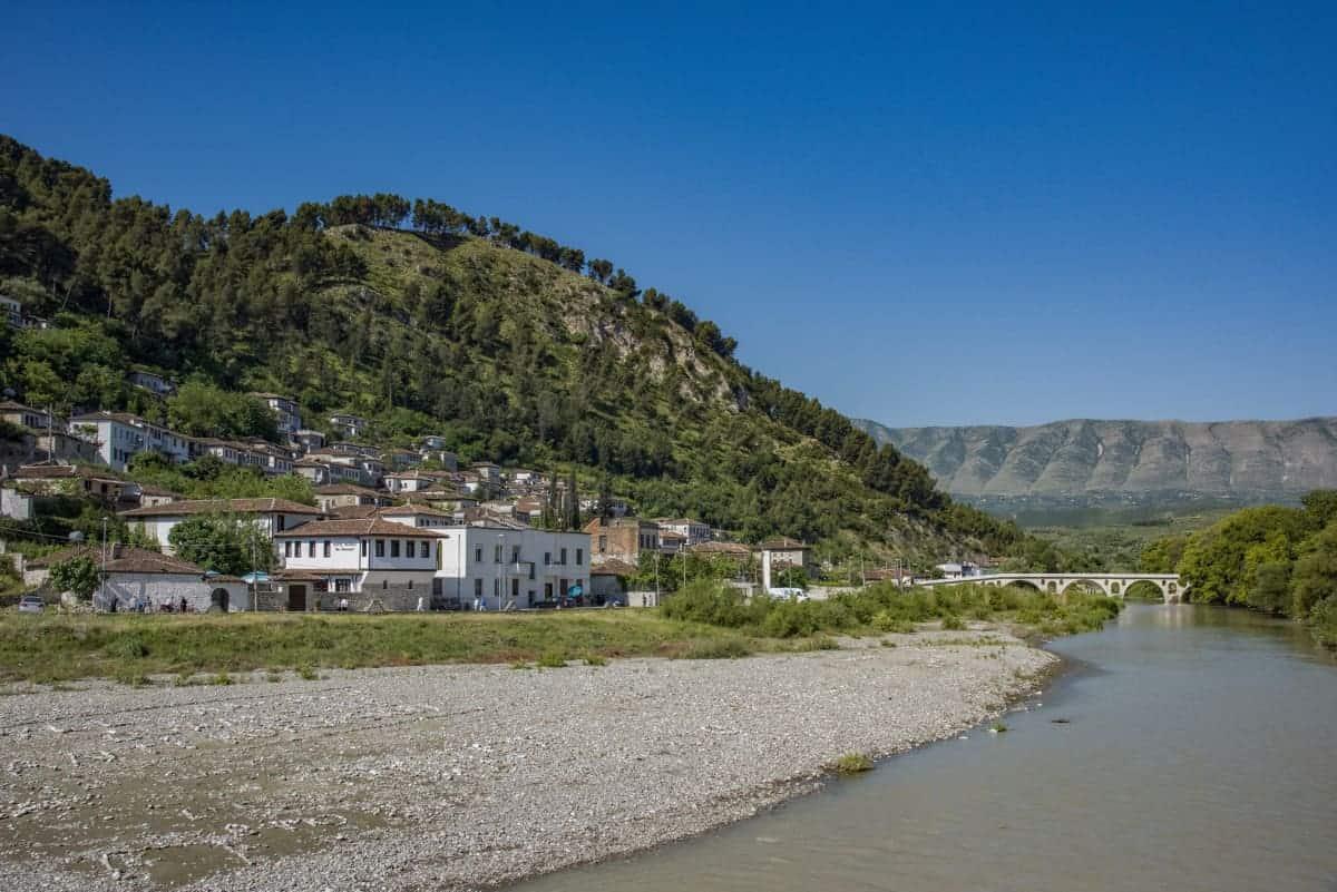 Fotoreis Albanie Berat