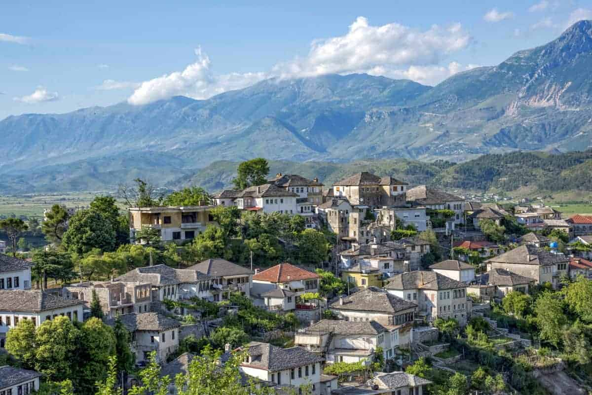 Fotoreis Albanie Gjirokaster