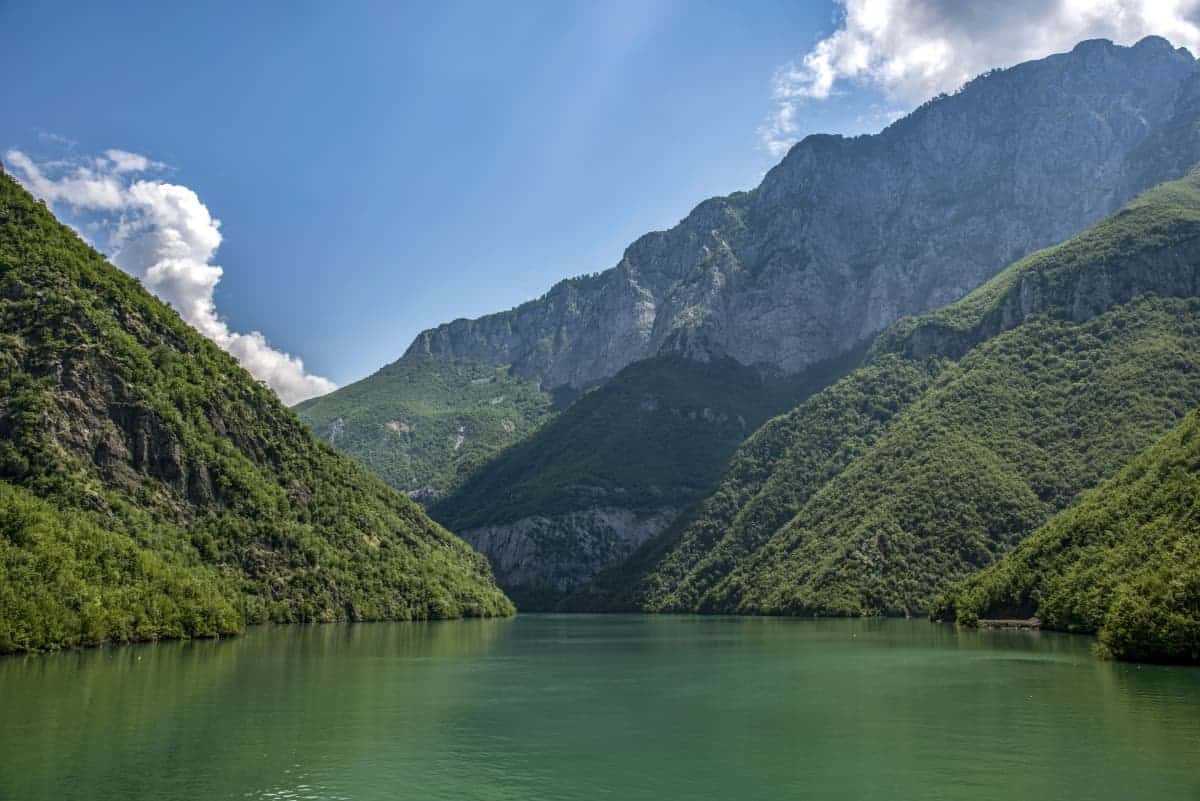 Fotoreis Albanie Komanmeer