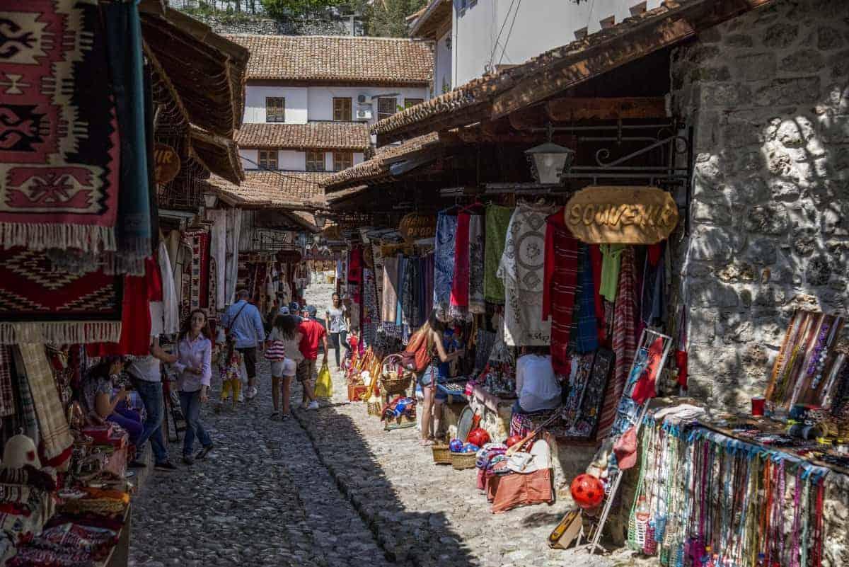 Fotoreis Albanie Krujë