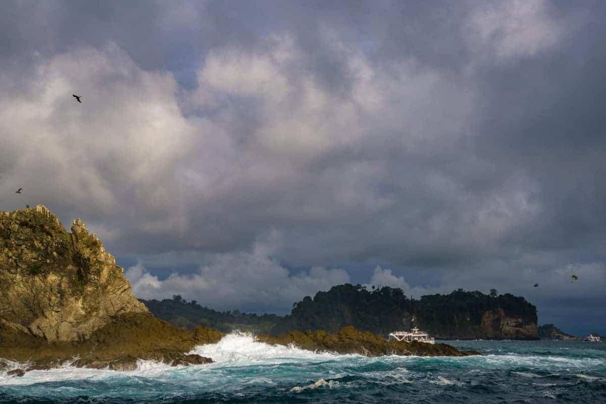 Fotoreis Costa Rica zeelandschap