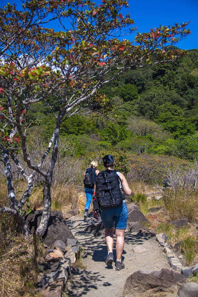 Fotografie reizen Costa Rica deelnemers Rincon de la Vieja