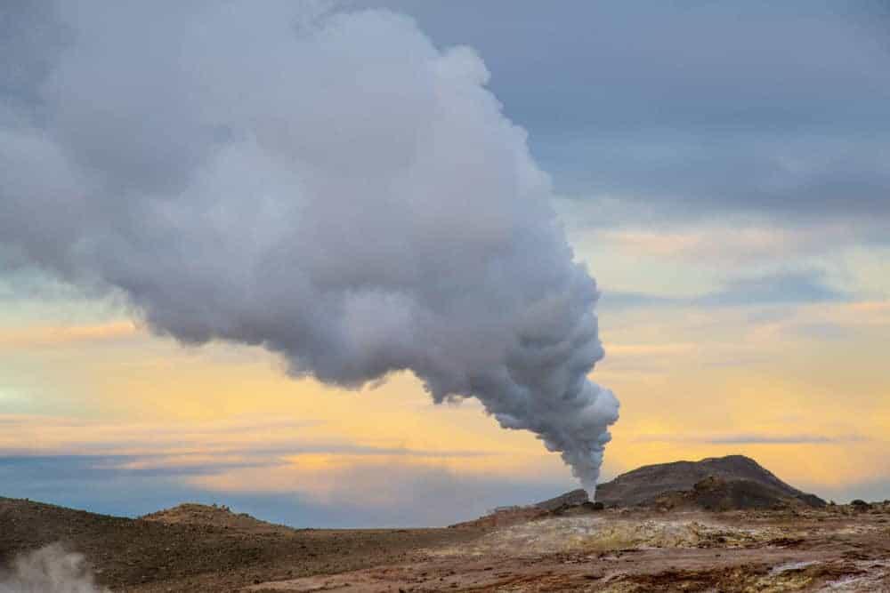 Fotoreis IJsland - Hetebron Gunnahver