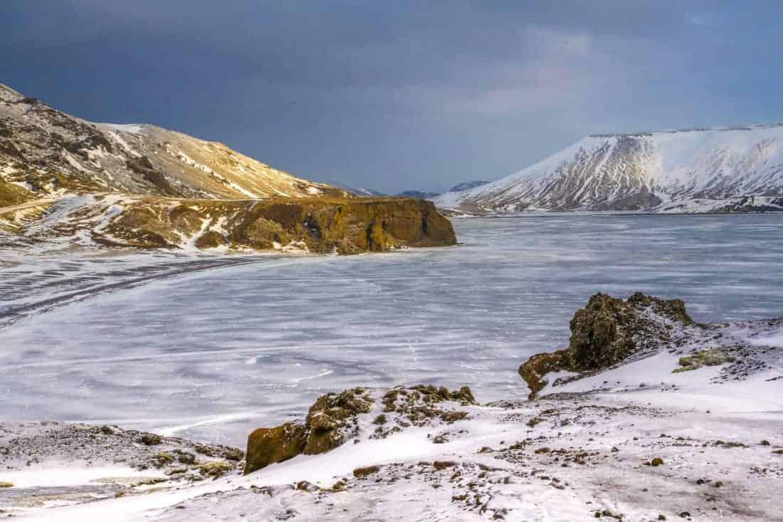 Fotoreis IJsland Kleivarvatn