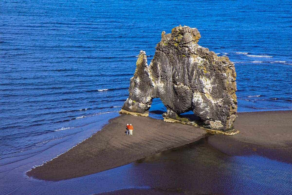 Fotoreis IJsland Westfjorden Hvitserkur bij Fotografie-reizen - Fotoreizen