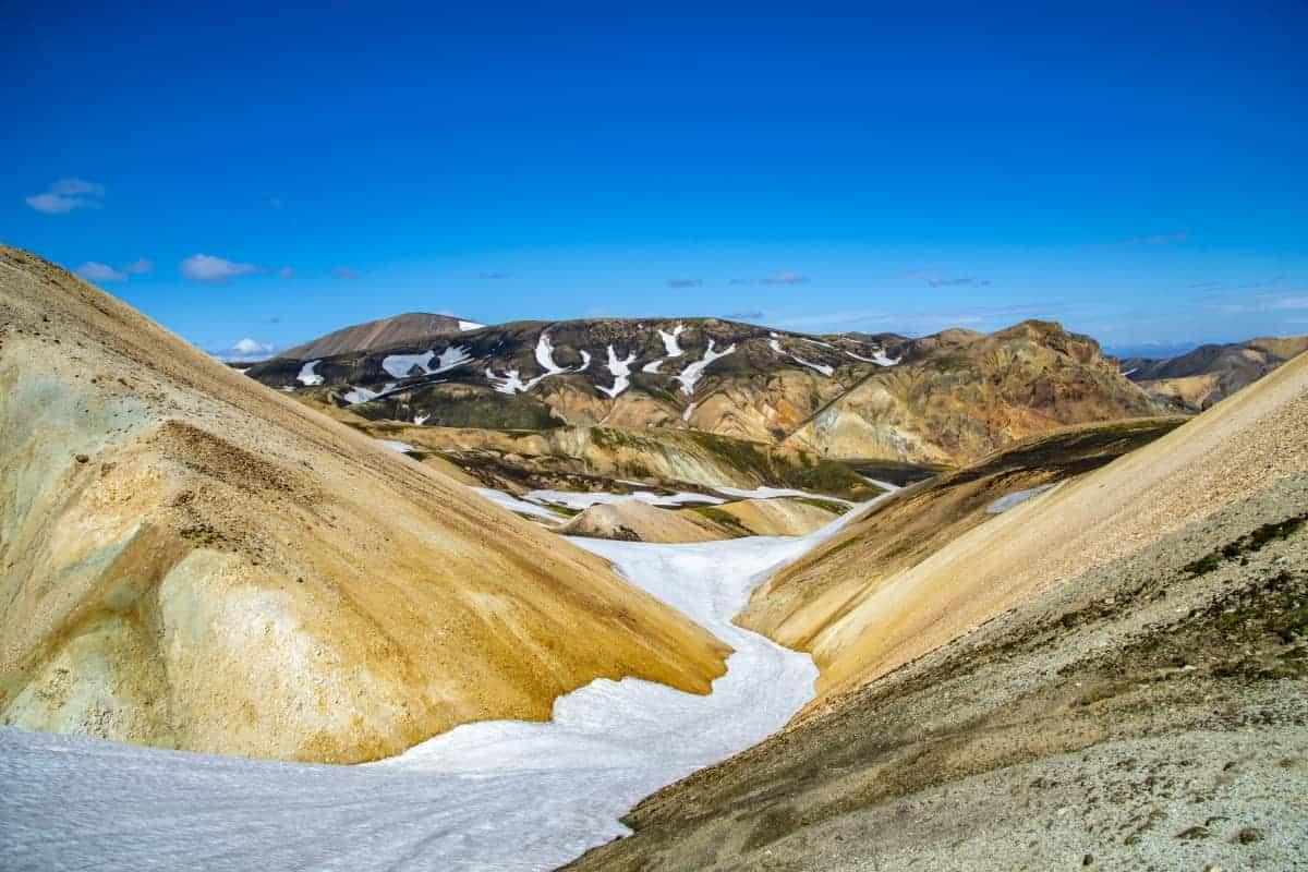 Fotoreis IJsland Zomer - Landmannalaugar