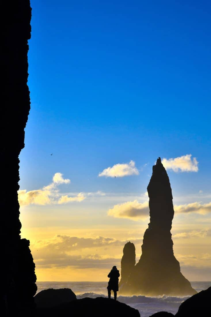 Fotoreis IJsland - Zonsopkomst bij Vik