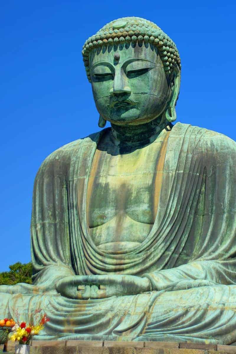 Fotoreis Japan Kamakura Budhabeeld