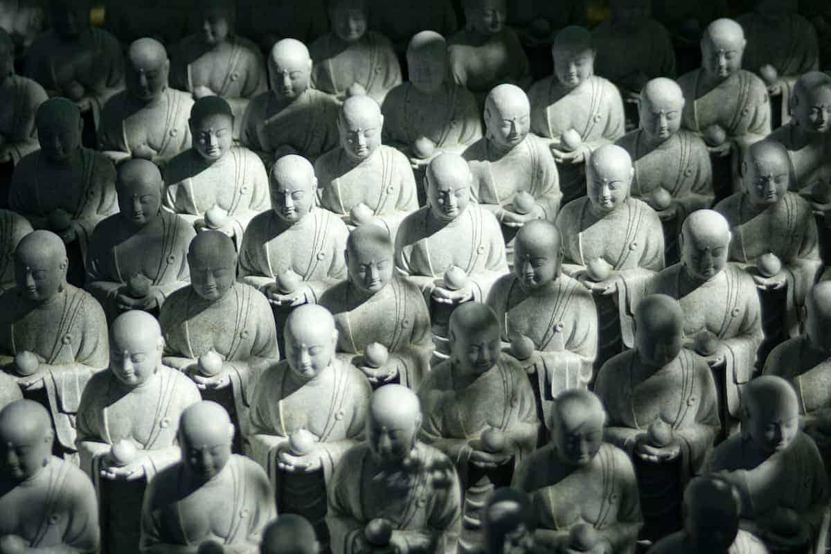 Fotoreis Japan Kamakura beeldenleger