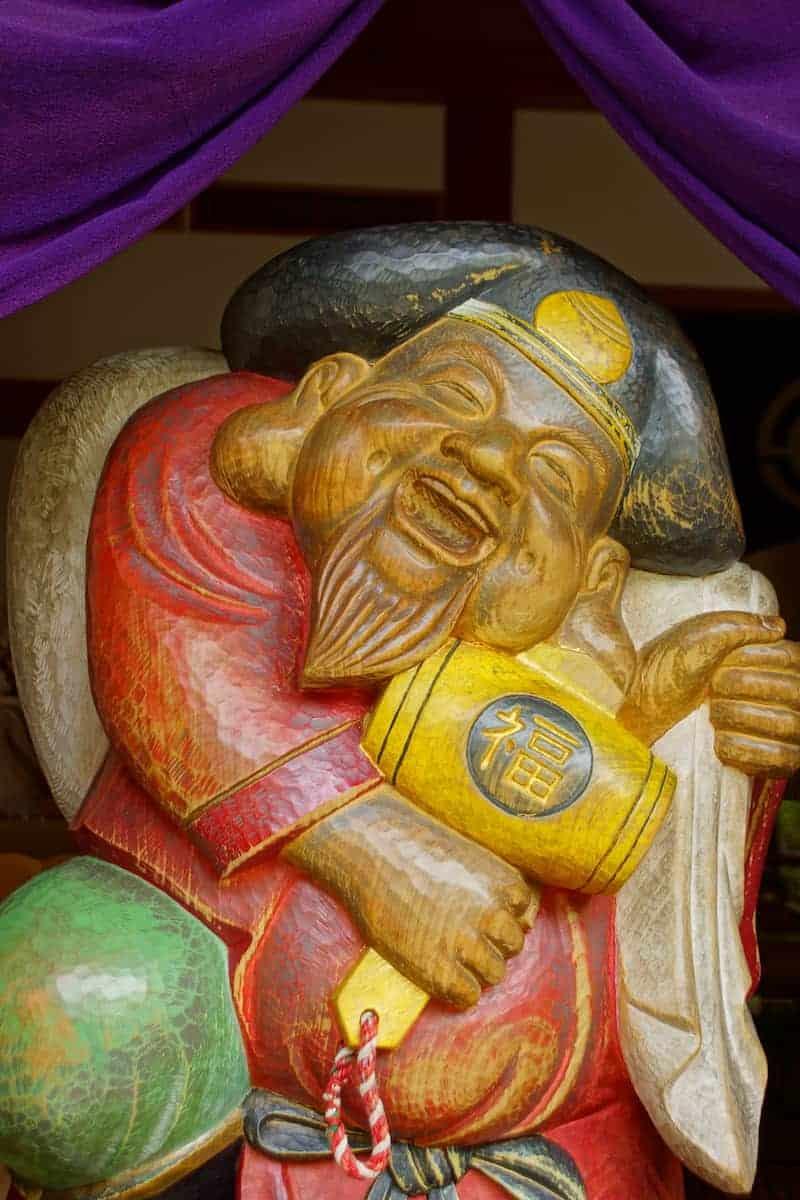 Fotoreis Japan Kamakura gekleurd beeld
