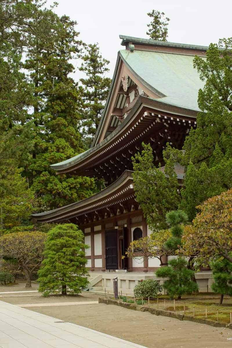Fotoreis Japan Kamakura tempel