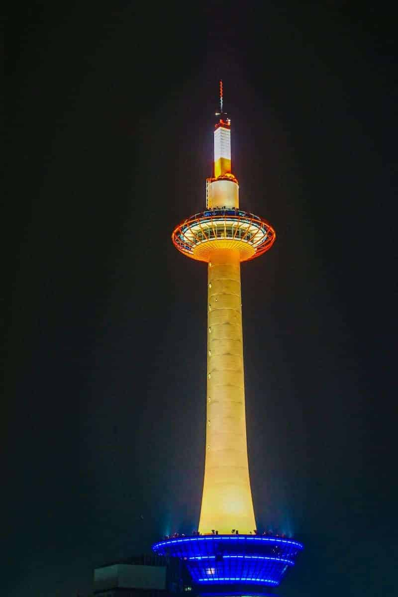 Fotoreis Japan Kyoto by night