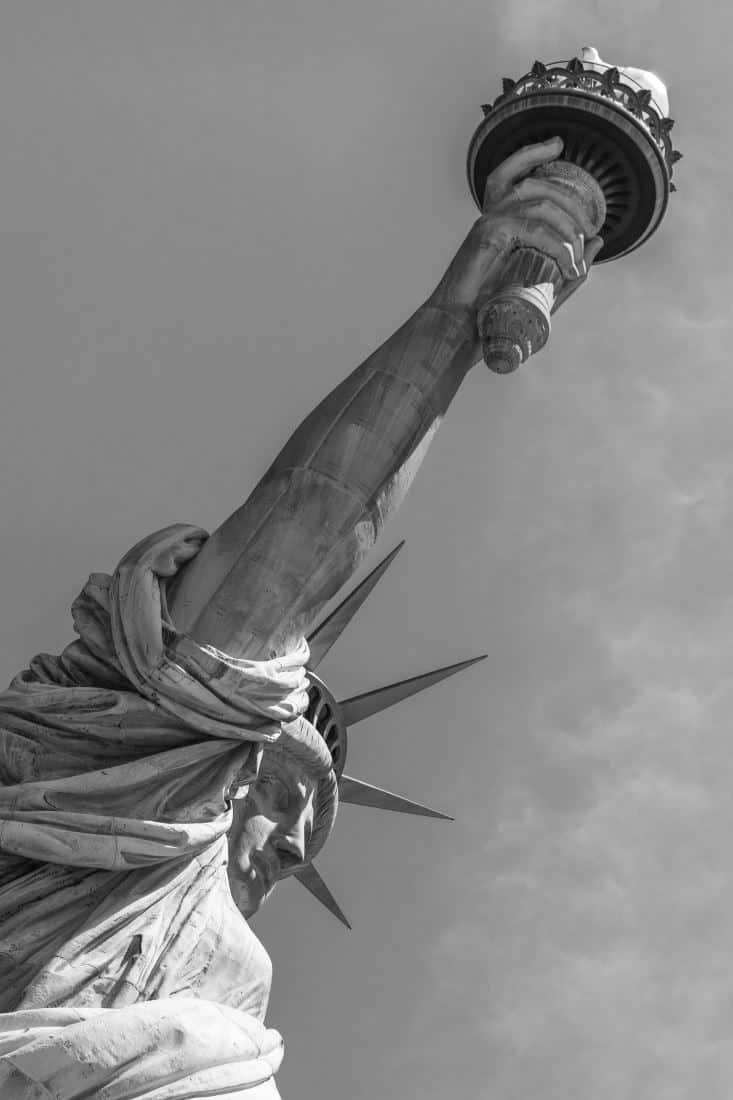 Fotoreis New York - Vrijheidsbeeld