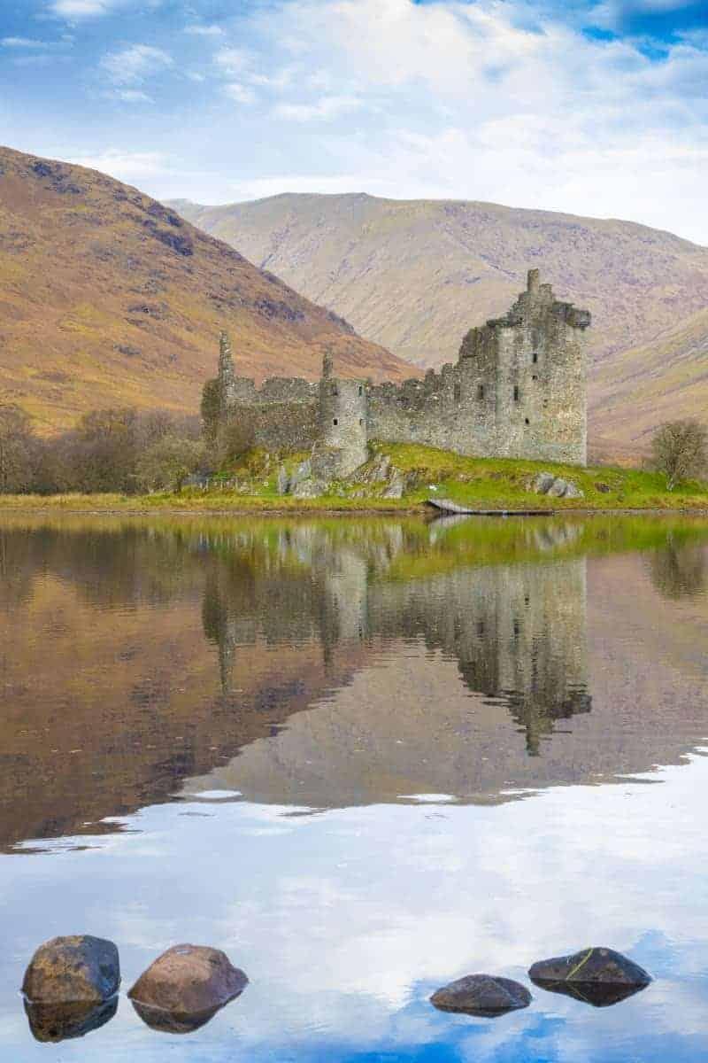 Fotoreizen Schotland
