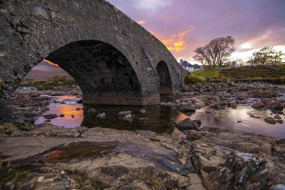 Fotoreis Schotland - Sligachan Bridge