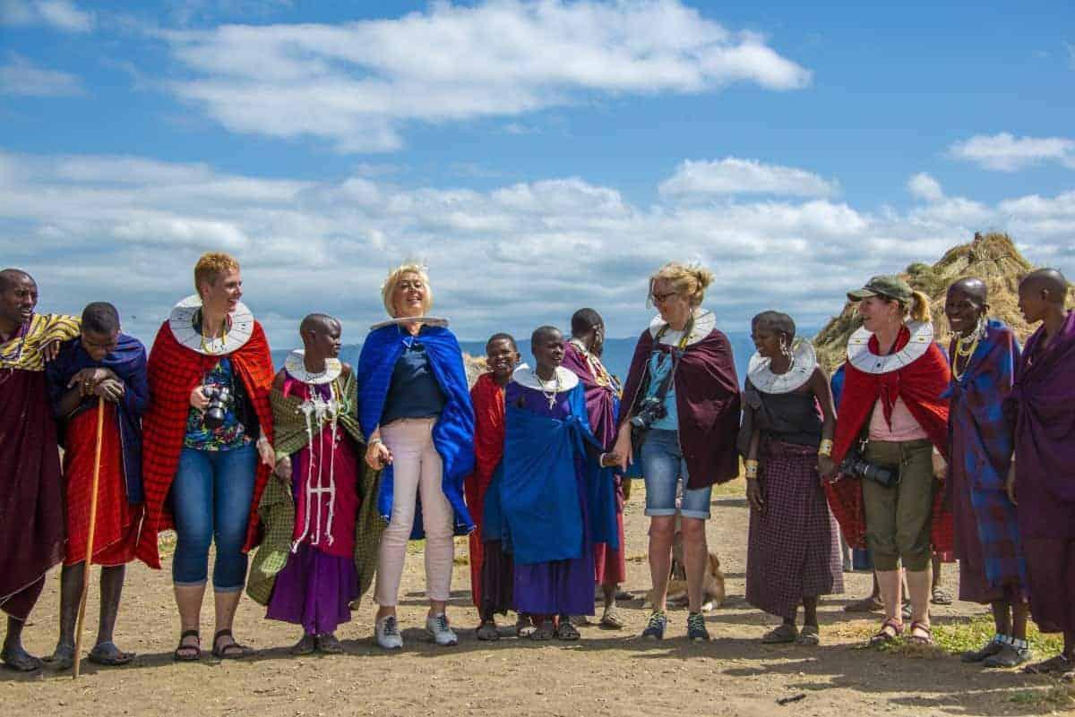 Fotoreis Tanzania Dansen met de Masai