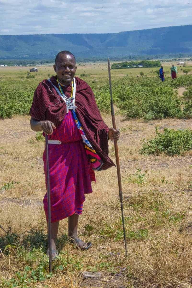 Fotoreis Tanzania Masai Mara Kaanaeli