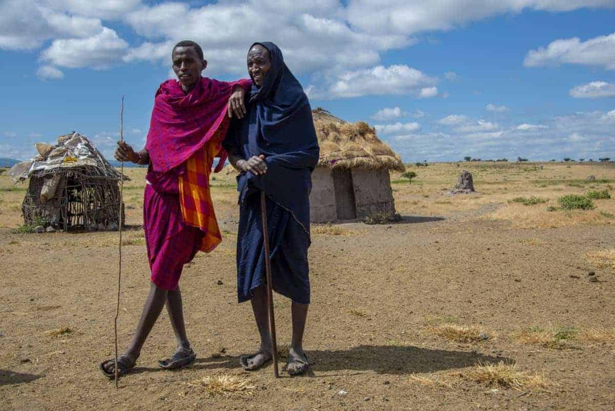 Fotoreis Tanzania Masai Mara