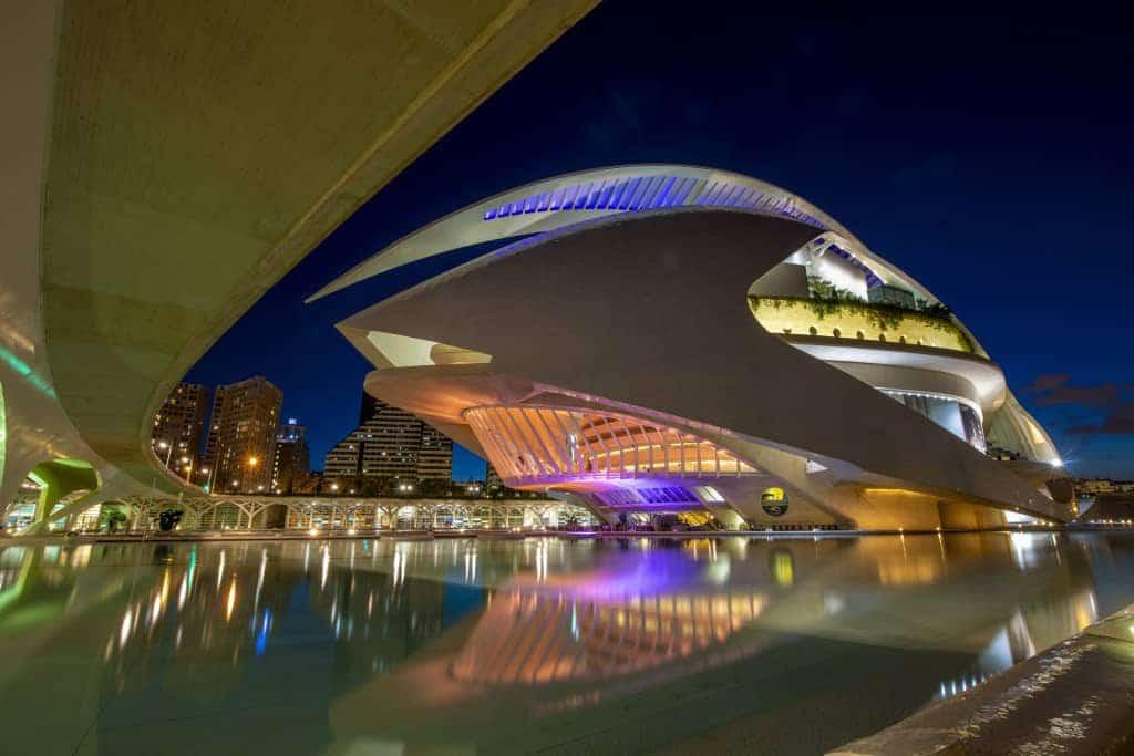 Fotoreis Valencia Stad van de Kunst en Wetenschappen