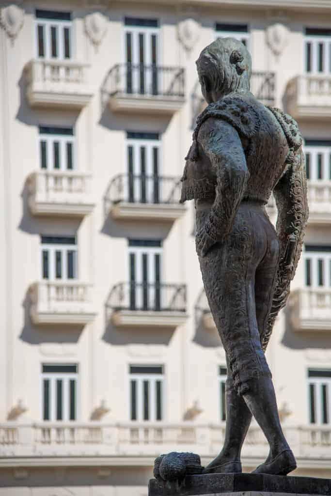 Fotoreis Valencia - Standbeeld