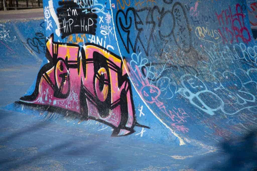 Fotoreis Valencia - graffiti
