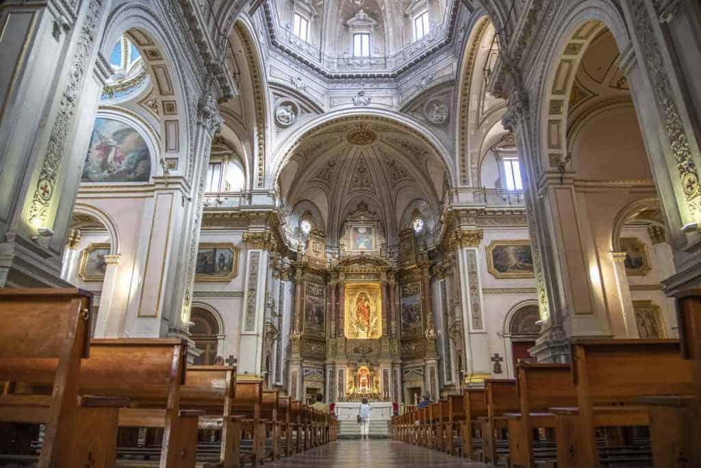Fotoreis Valencia kerk bij Fotografie-reizen - Fotoreizen