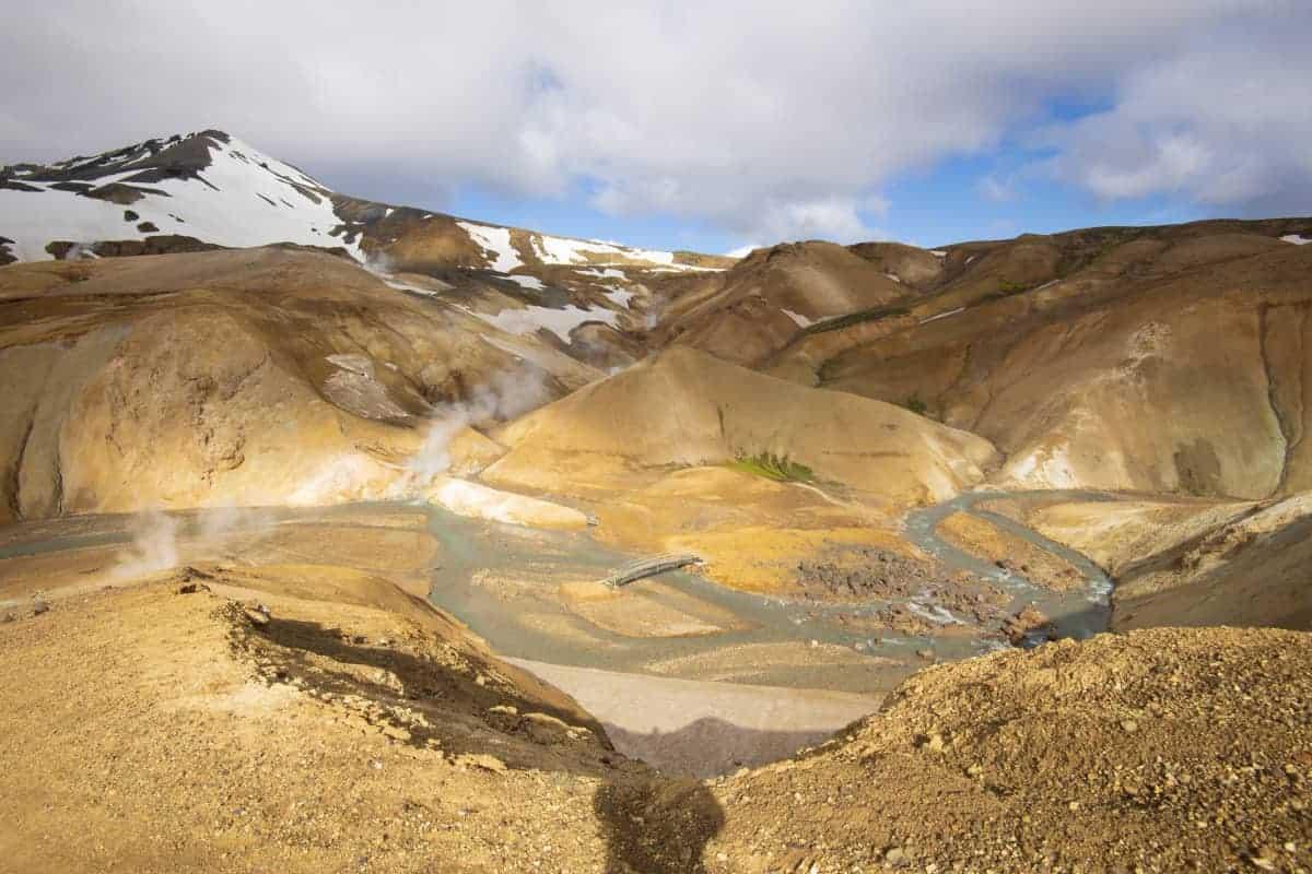 Fotoreizen IJsland - Kerlingarfjoll-en-Strokkur