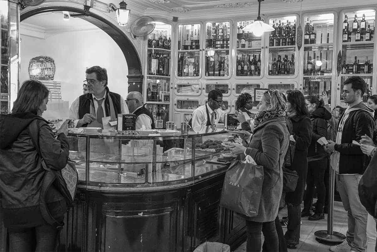 Fotoreizen Lissabon Portugal 47 Pastel de Belem