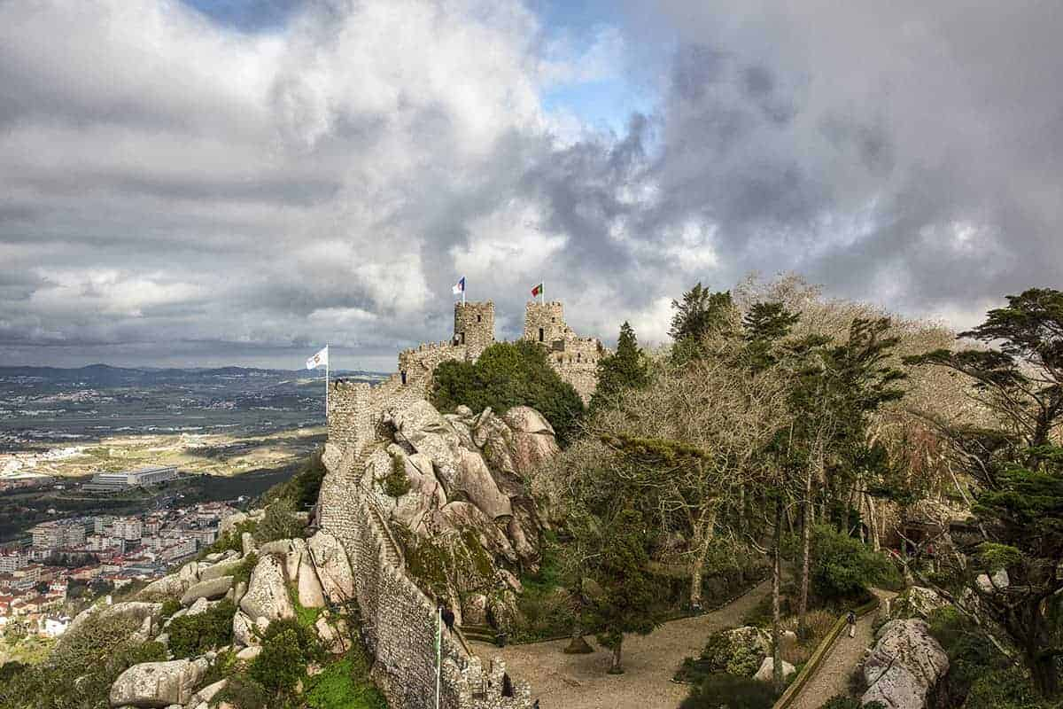 Fotoreizen Lissabon Portugal 66 Sintra