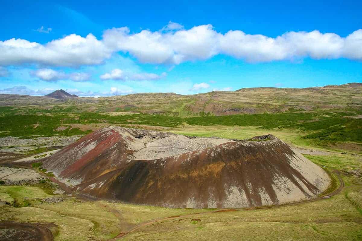 Fotoreizen Noord IJsland Grábrok