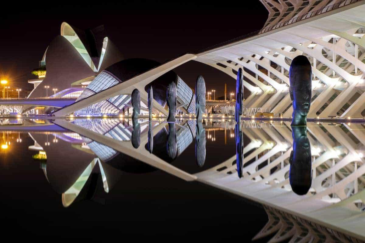 Fotoreizen Valencia Ciudad de les Artes
